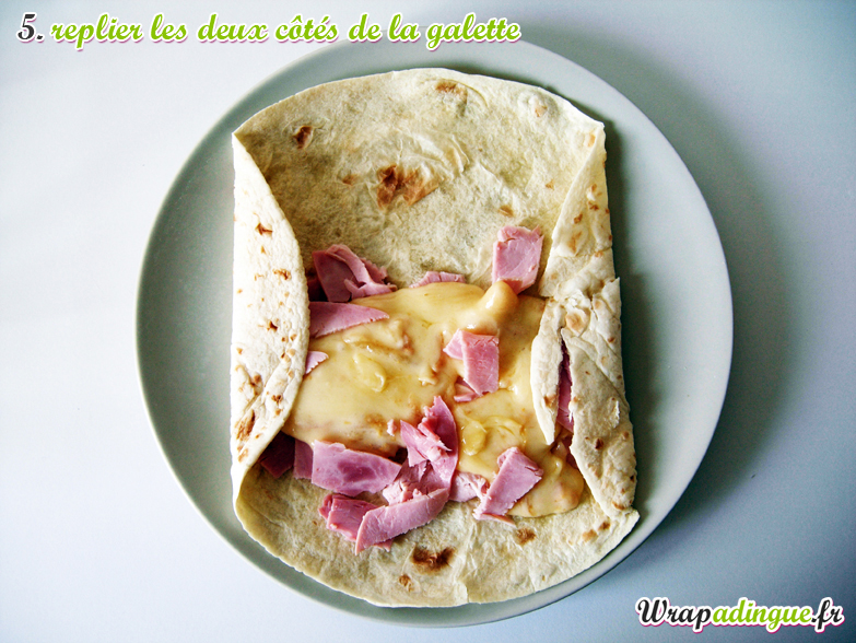 Comment faire cuire des wraps - Comment faire des tortillas ...