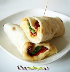 Wrap raclette